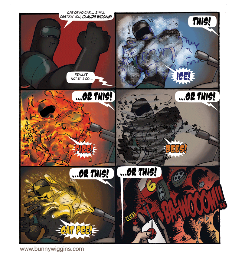 Die Now, Die Later! Page 38