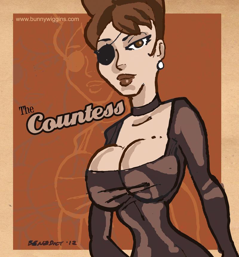Countess Poster