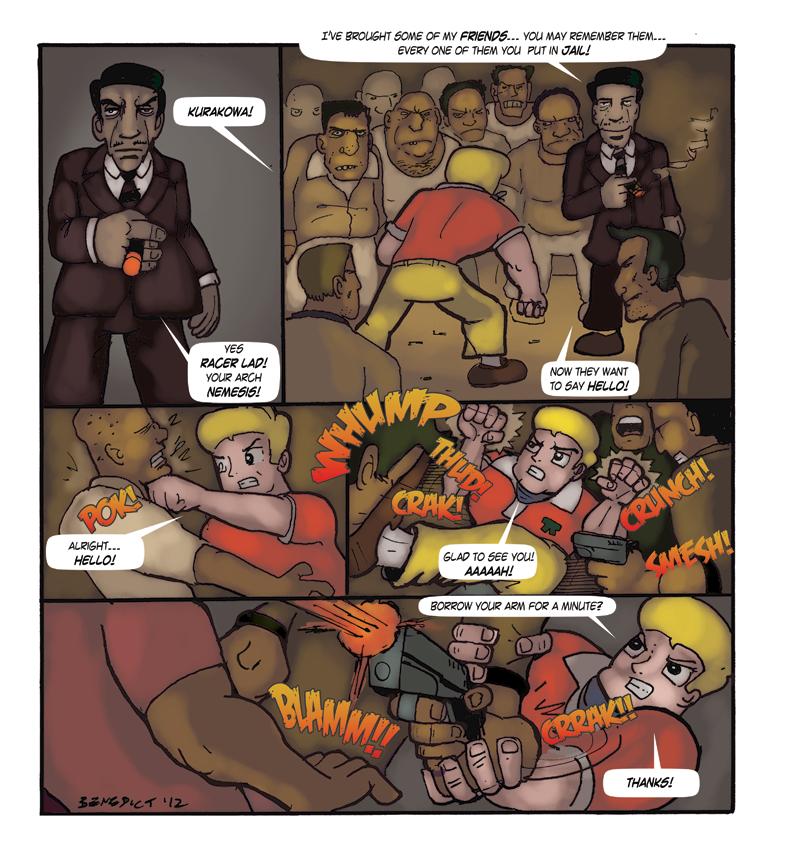 Die Now, Die Later! Page 31