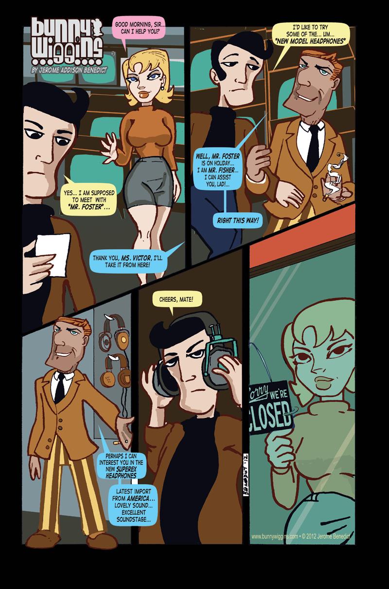 On Her Majesty's Customer Service – Page 2