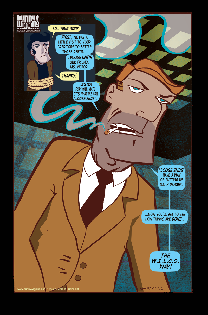 On Her Majesty's Customer Service – Page 6