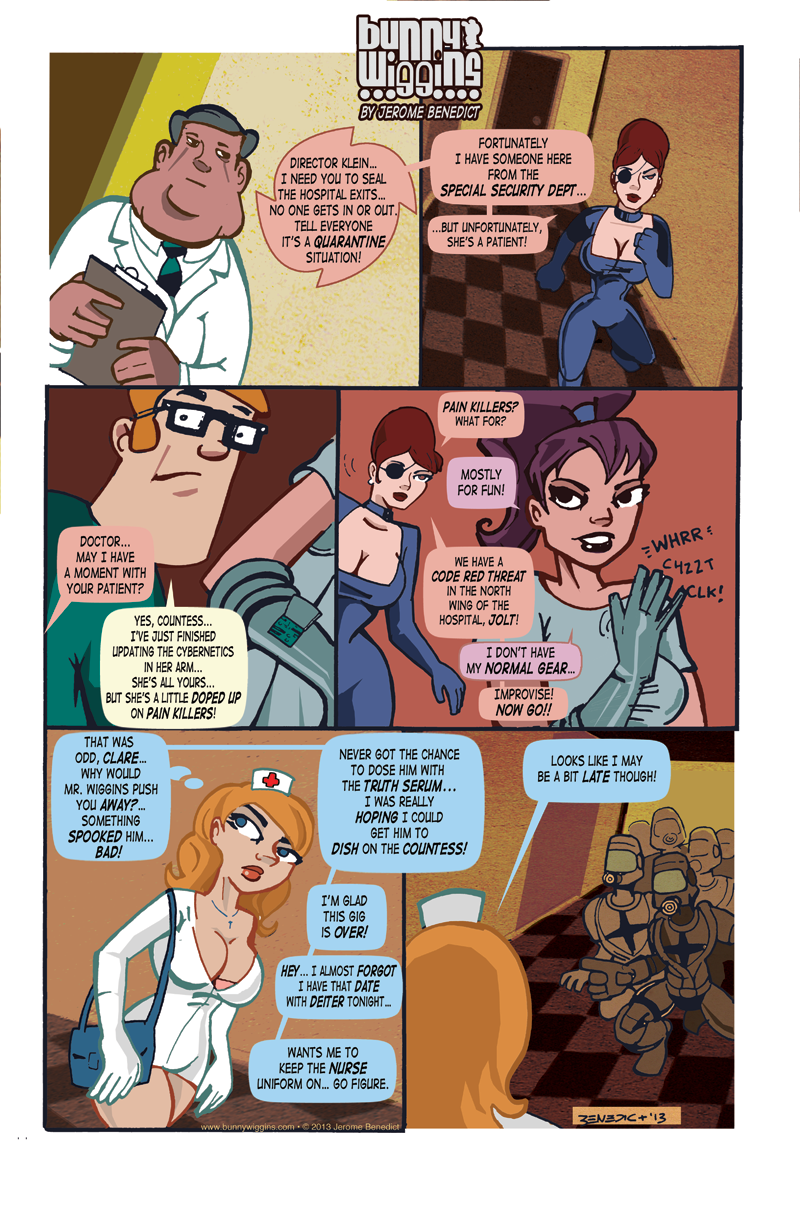 Kill Me Deadly – Page 6