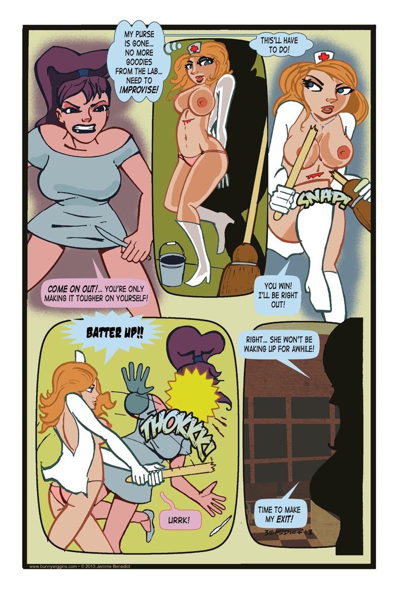 Kill Me Deadly – Page 11