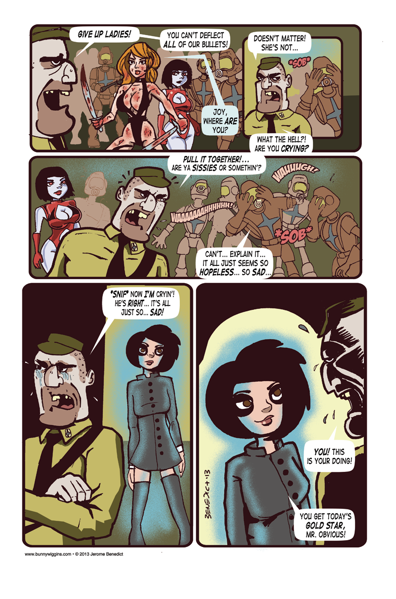 Megalith – Page 6