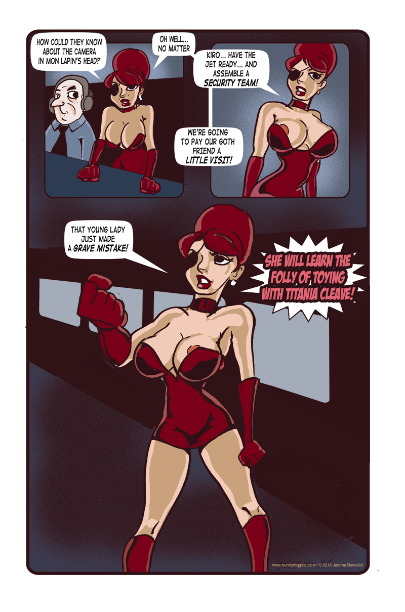 Yesterday Dies Tomorrow Page 3