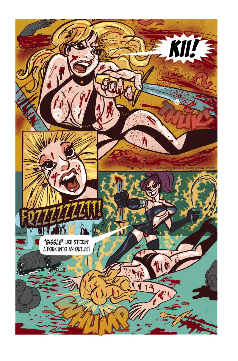 Yesterday Dies Tomorrow Page 20