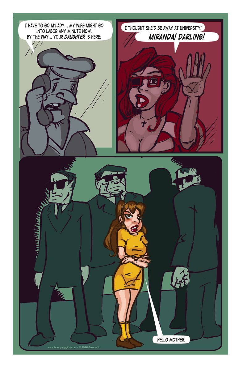 Die and Leave Dead Page 2