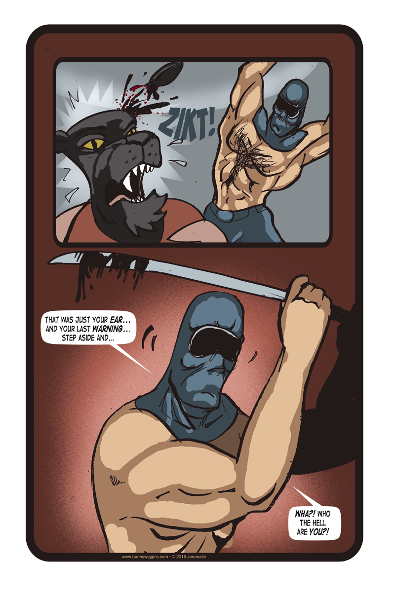 Die and Leave Dead Page 13