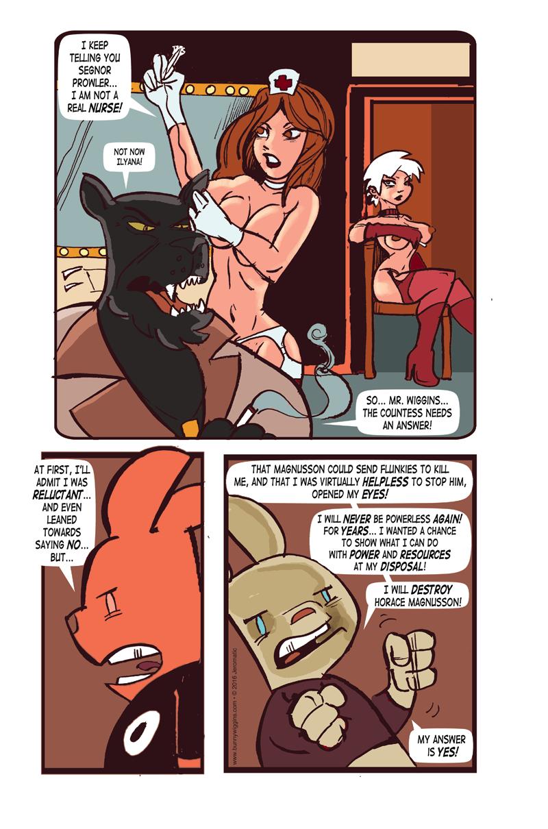 Die & Leave Dead Page 16