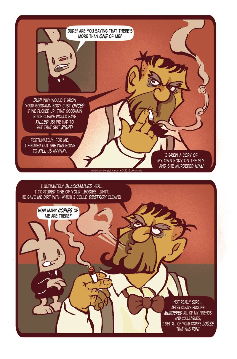The Velveteen Conspiracy – Page 10