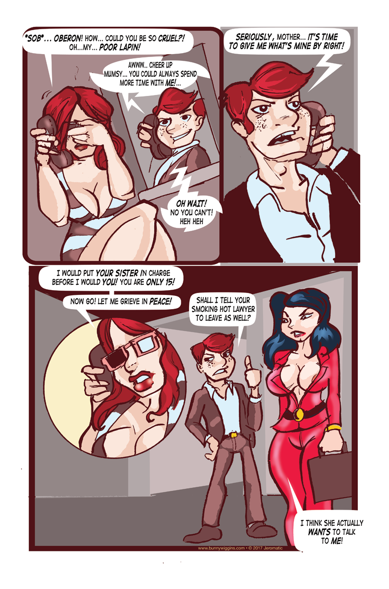Some Assembly Required – Page 3