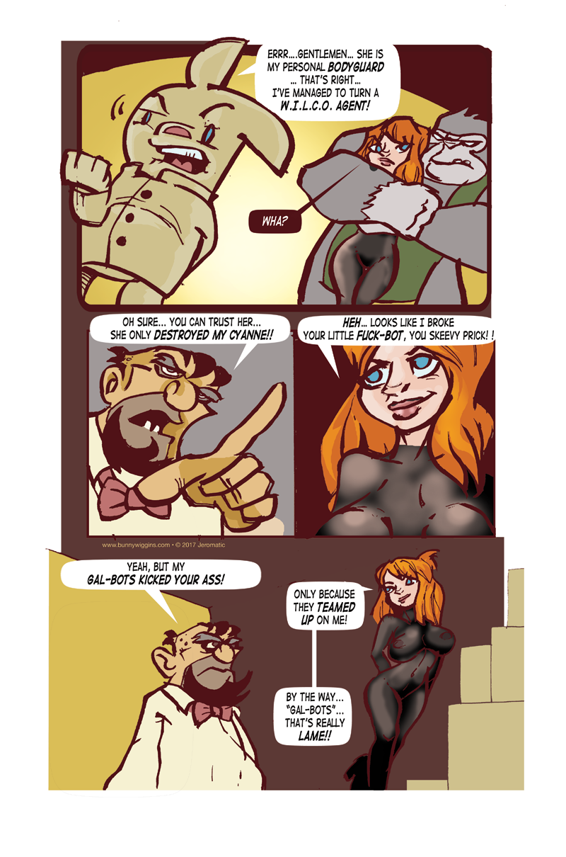 Some Assembly Required – Page 16