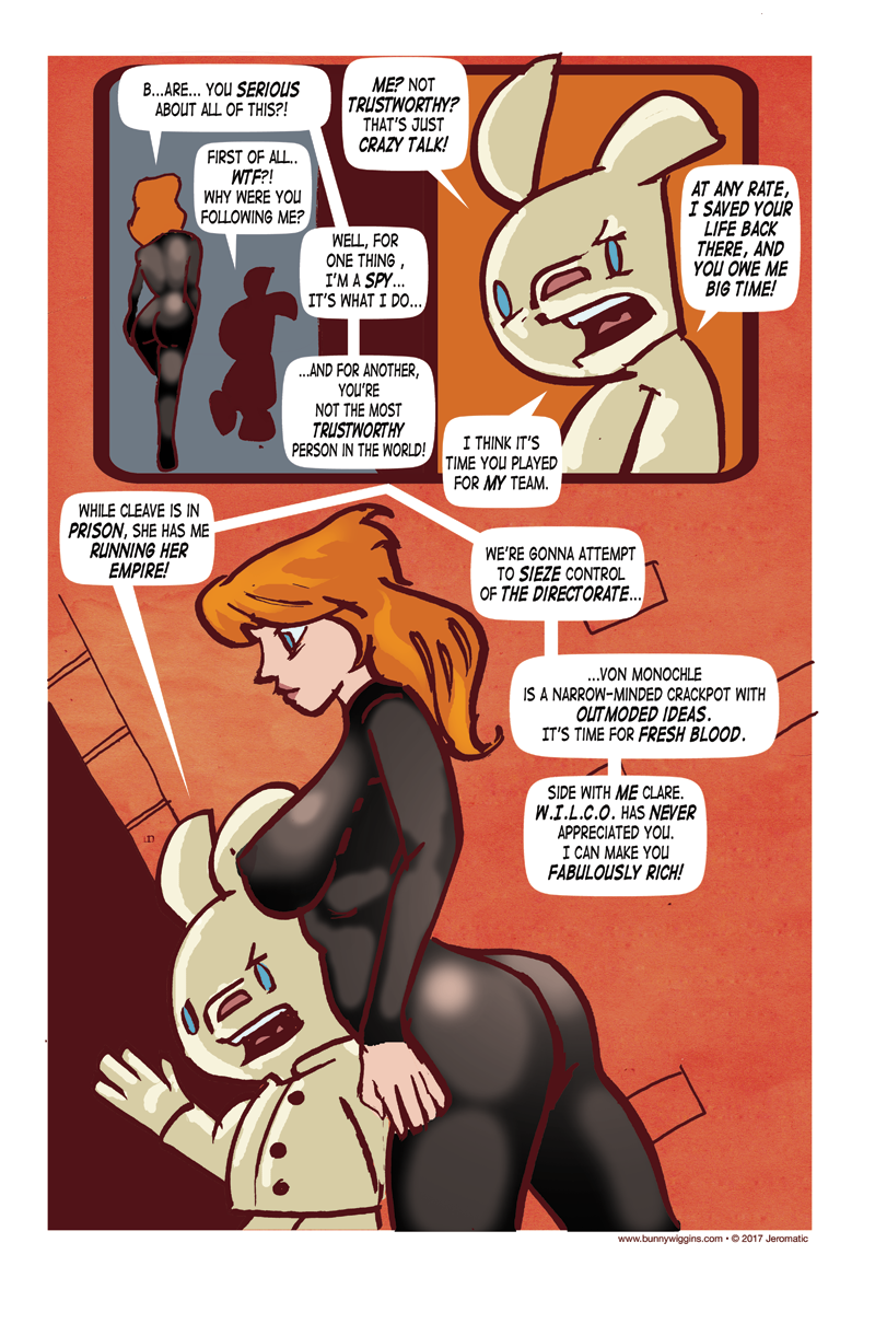 Some Assembly Required – Page 19