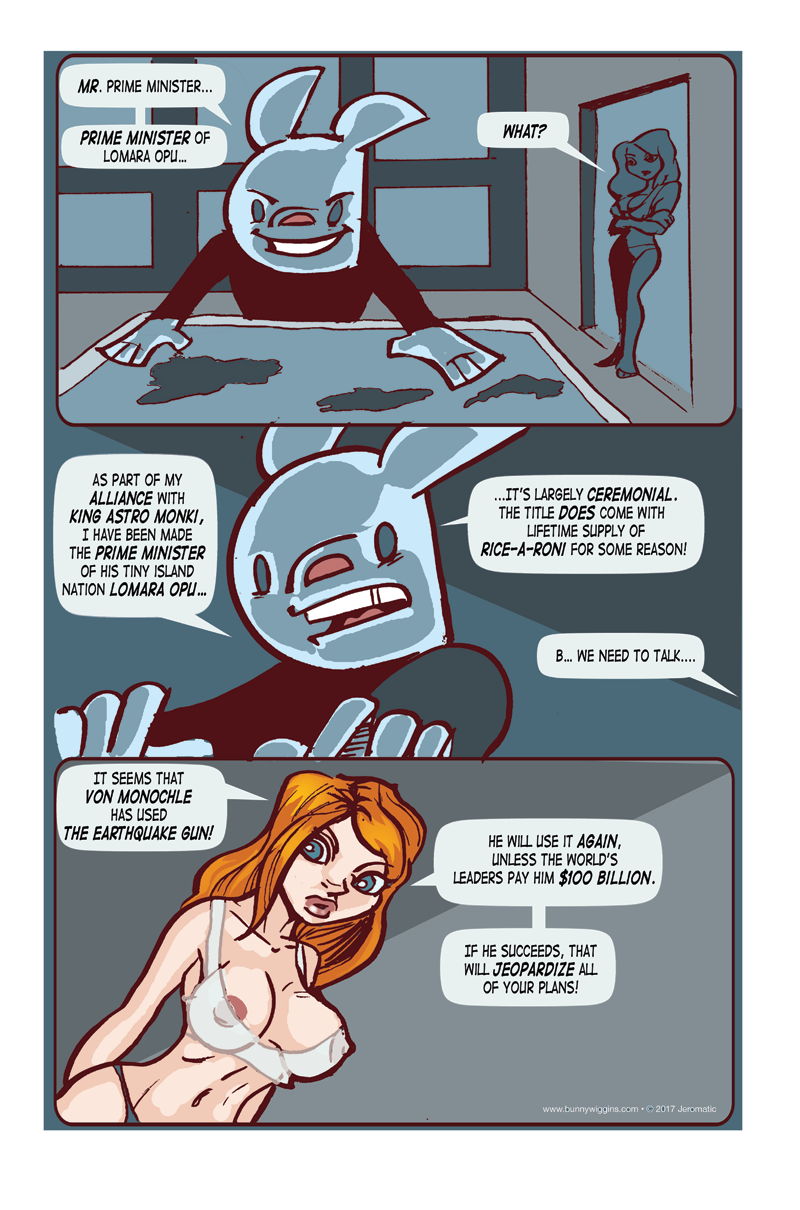 Yesterday Never Comes – Page 5
