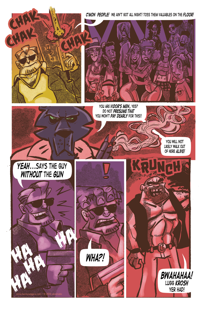 Prowler's Den – Page 5