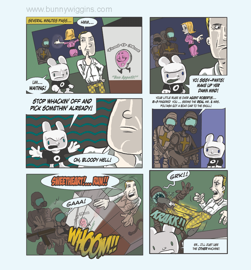 Orientation (Part 5)