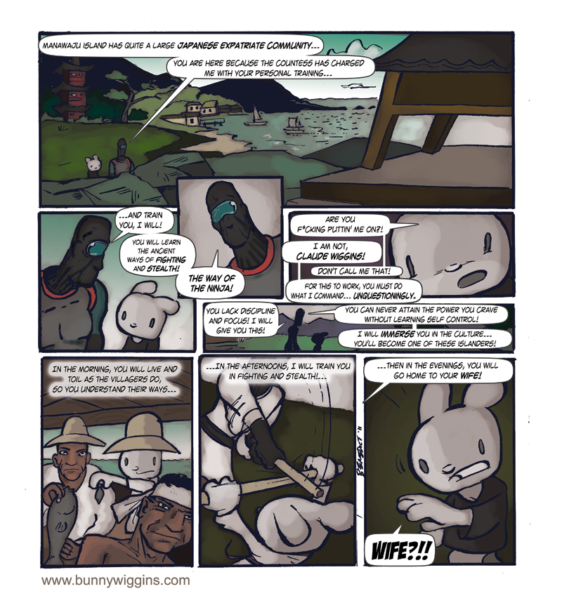 Die Now, Die Later! Page 3