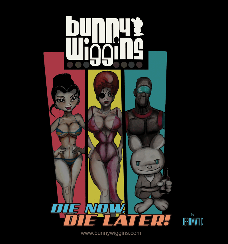 Die Now, Die Later! cover