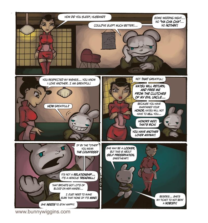 Die Now, Die Later! Page 6