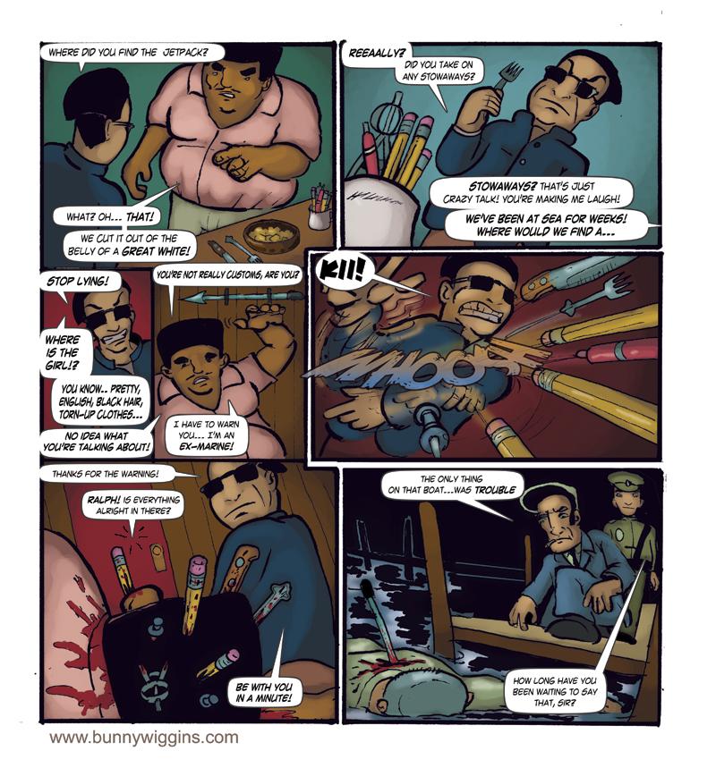 Die Now, Die Later! Page 13