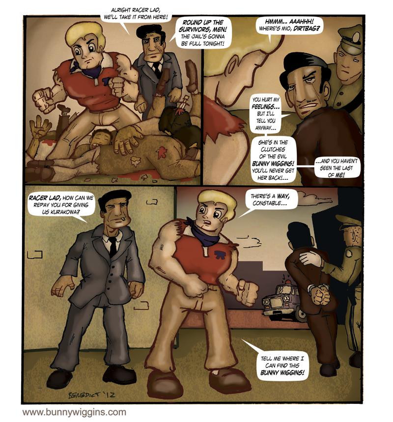 Die Now, Die Later! Page 32