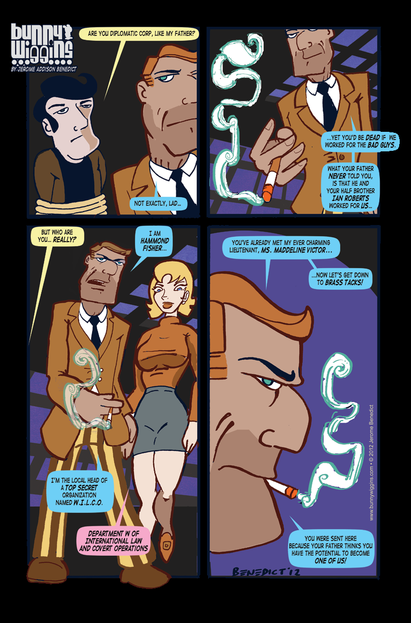 On Her Majesty's Customer Service – Page 4