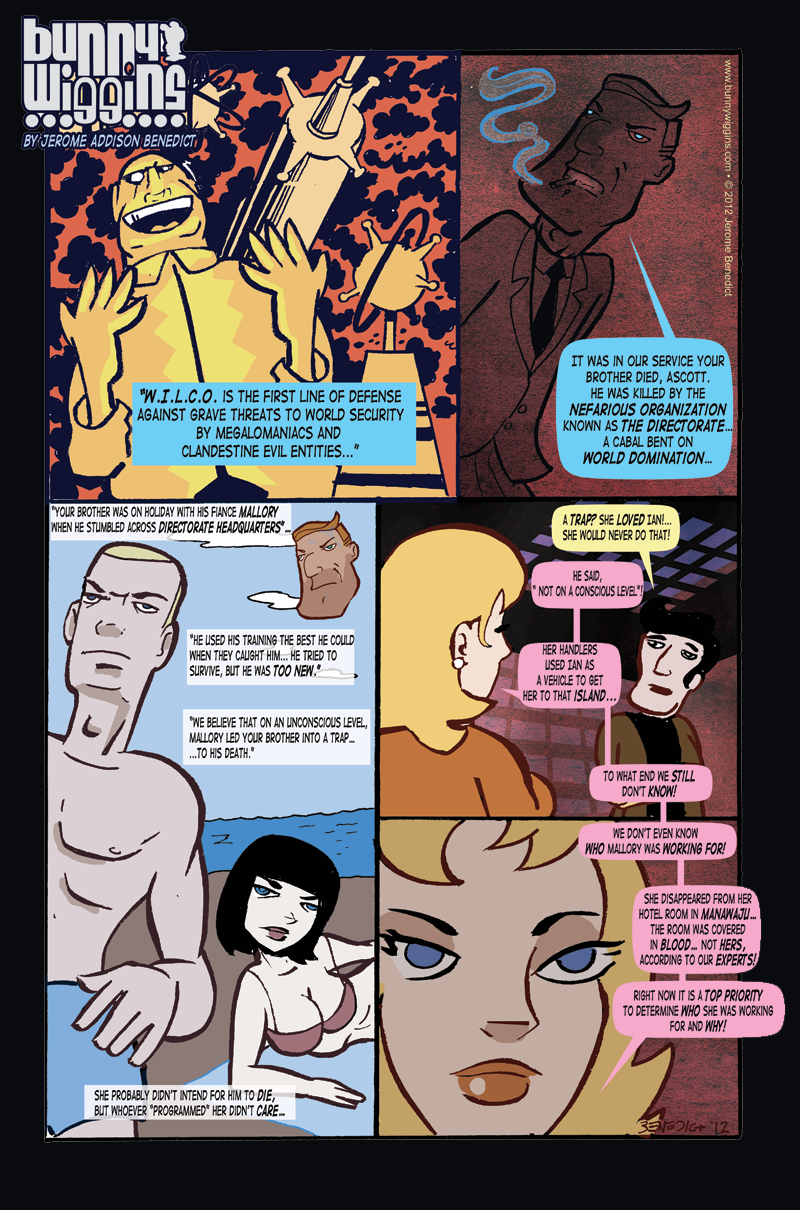 On Her Majesty's Customer Service – Page 5