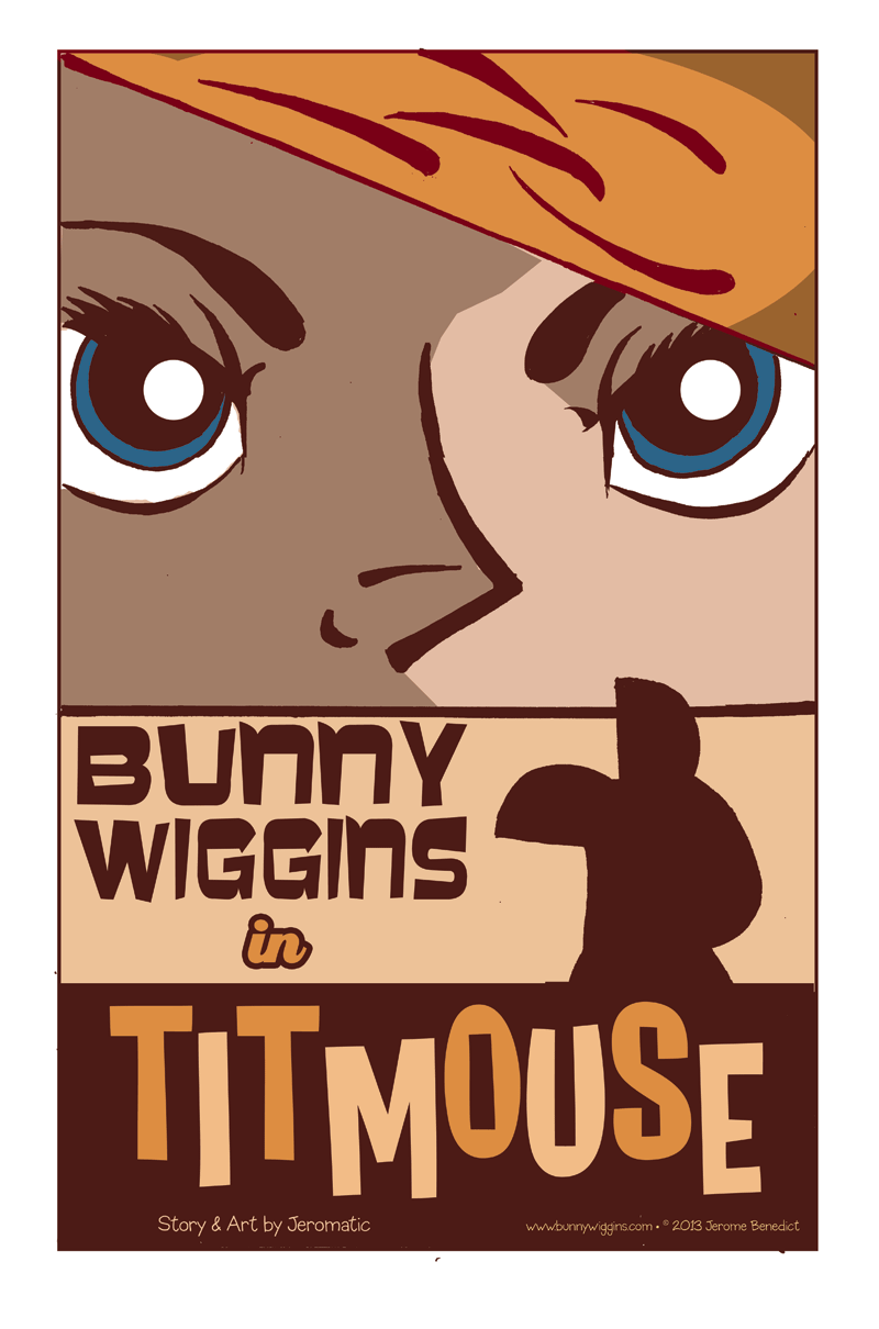 Titmouse Cover