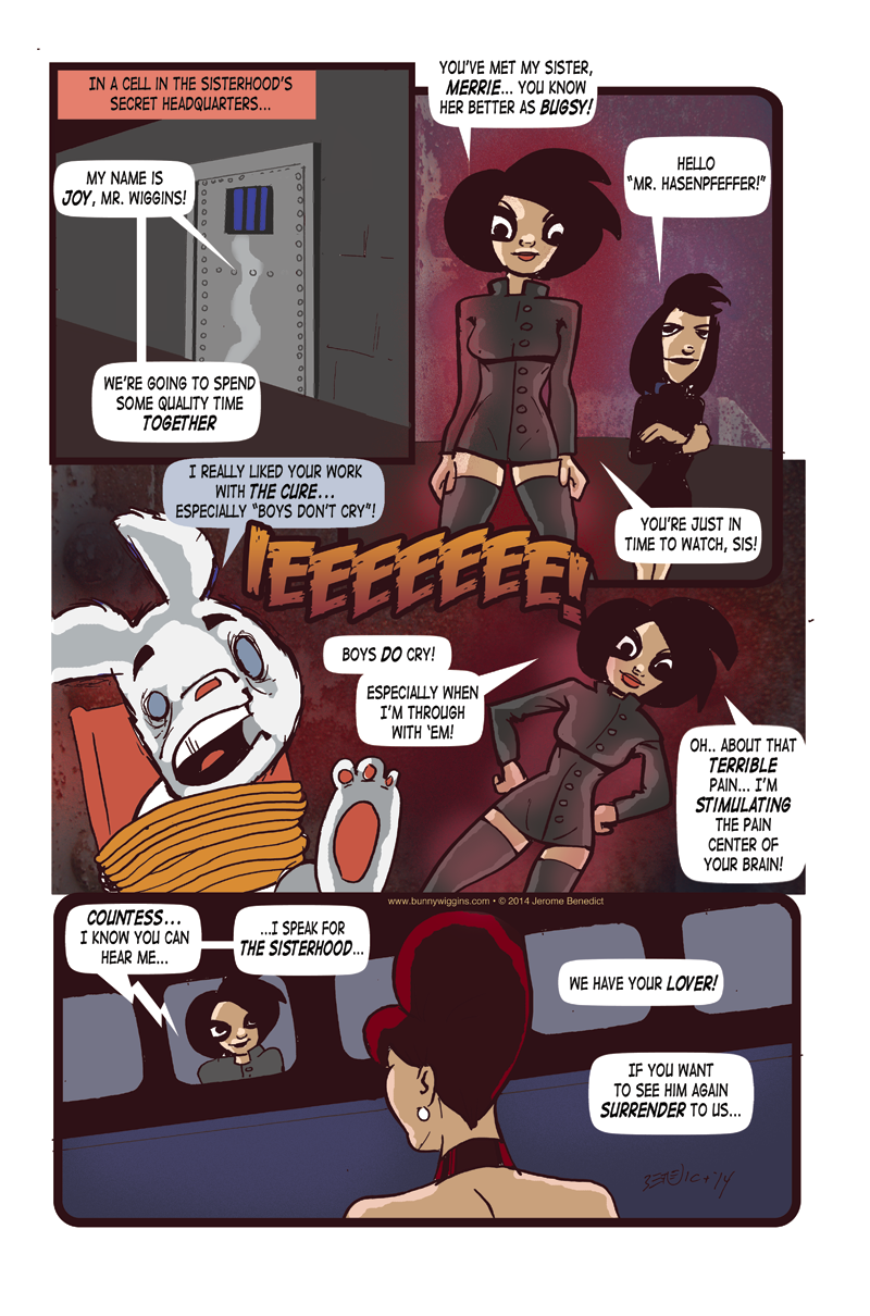 Yesterday Dies Tomorrow! Page 2