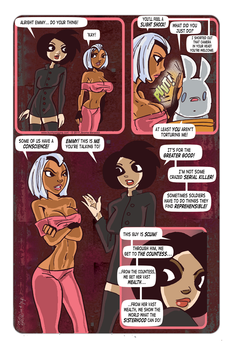 Yesterday Dies Tomorrow Page 6