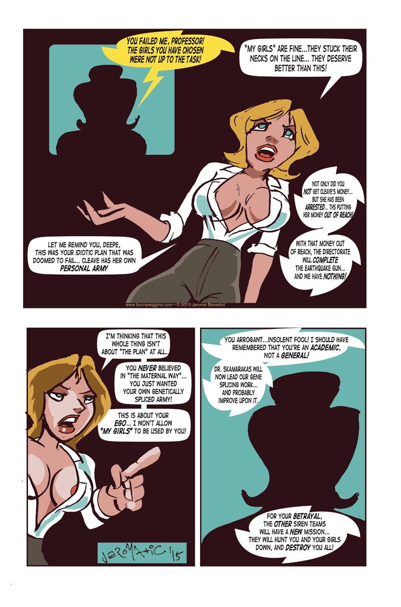 Enter The Vixenauts Page 2
