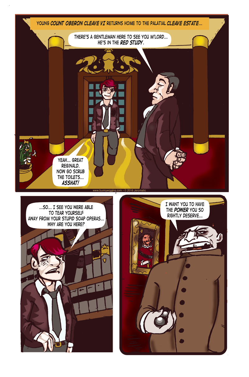 Die and Leave Dead Page 4