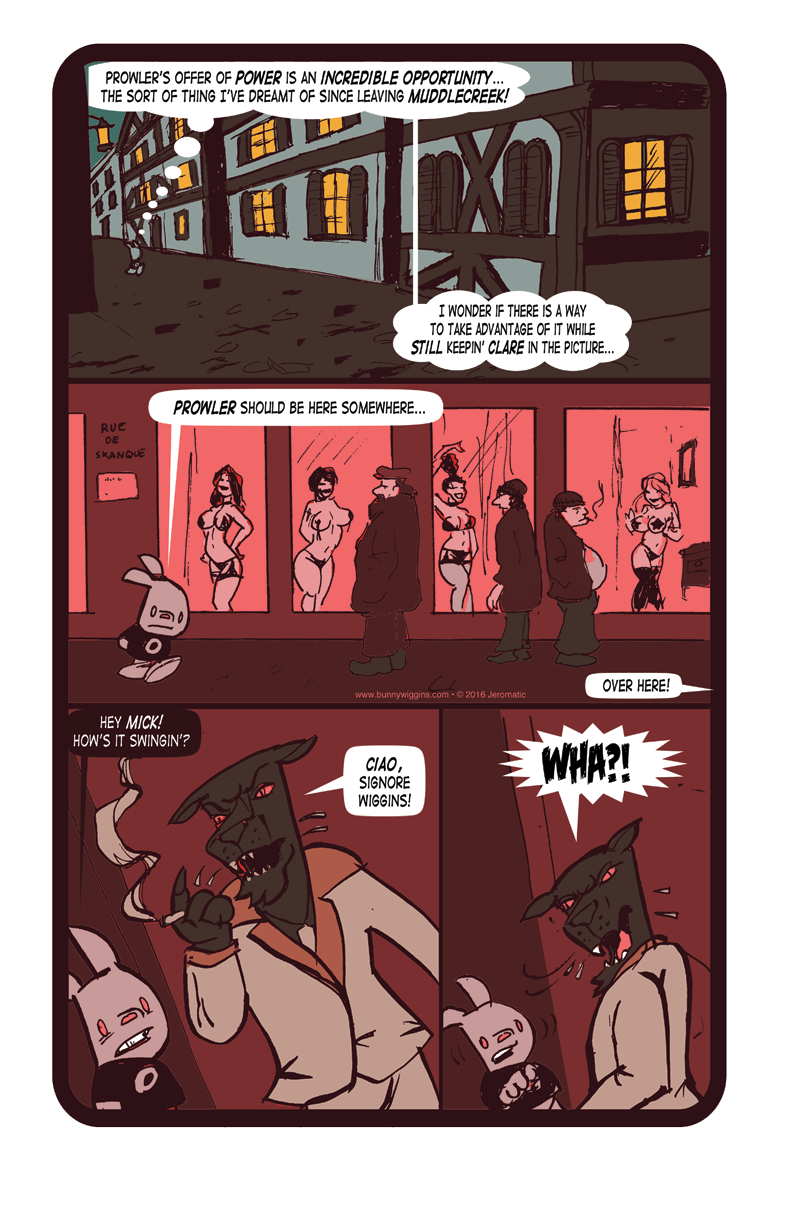 Die and Leave Dead Page 7