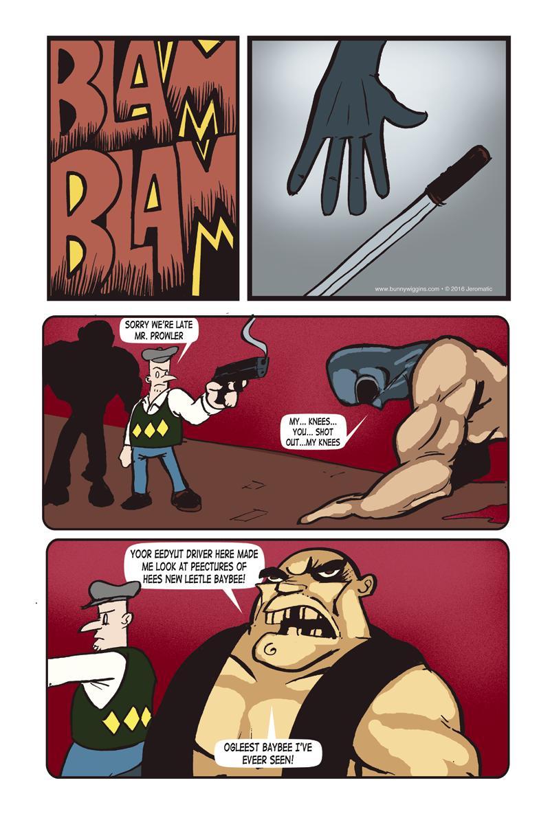 Die & Leave Dead Page 14