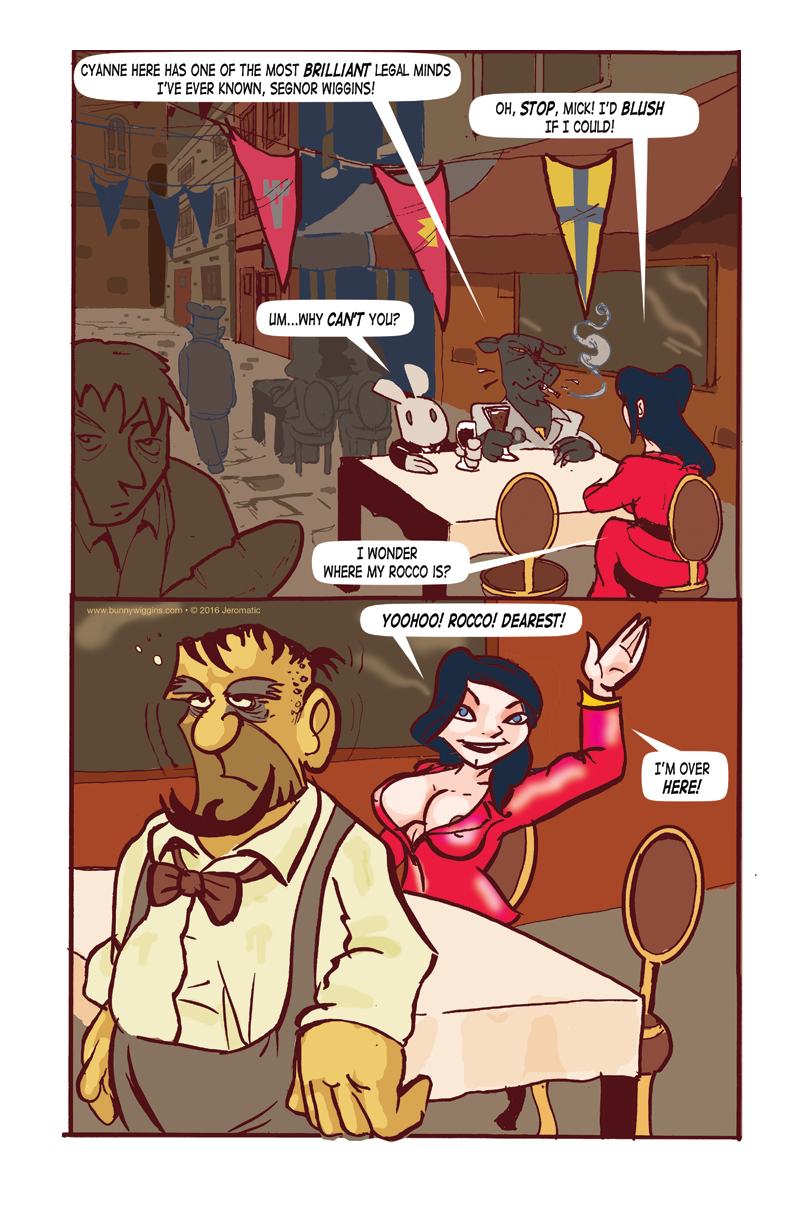 The Velveteen Conspiracy – Page 5