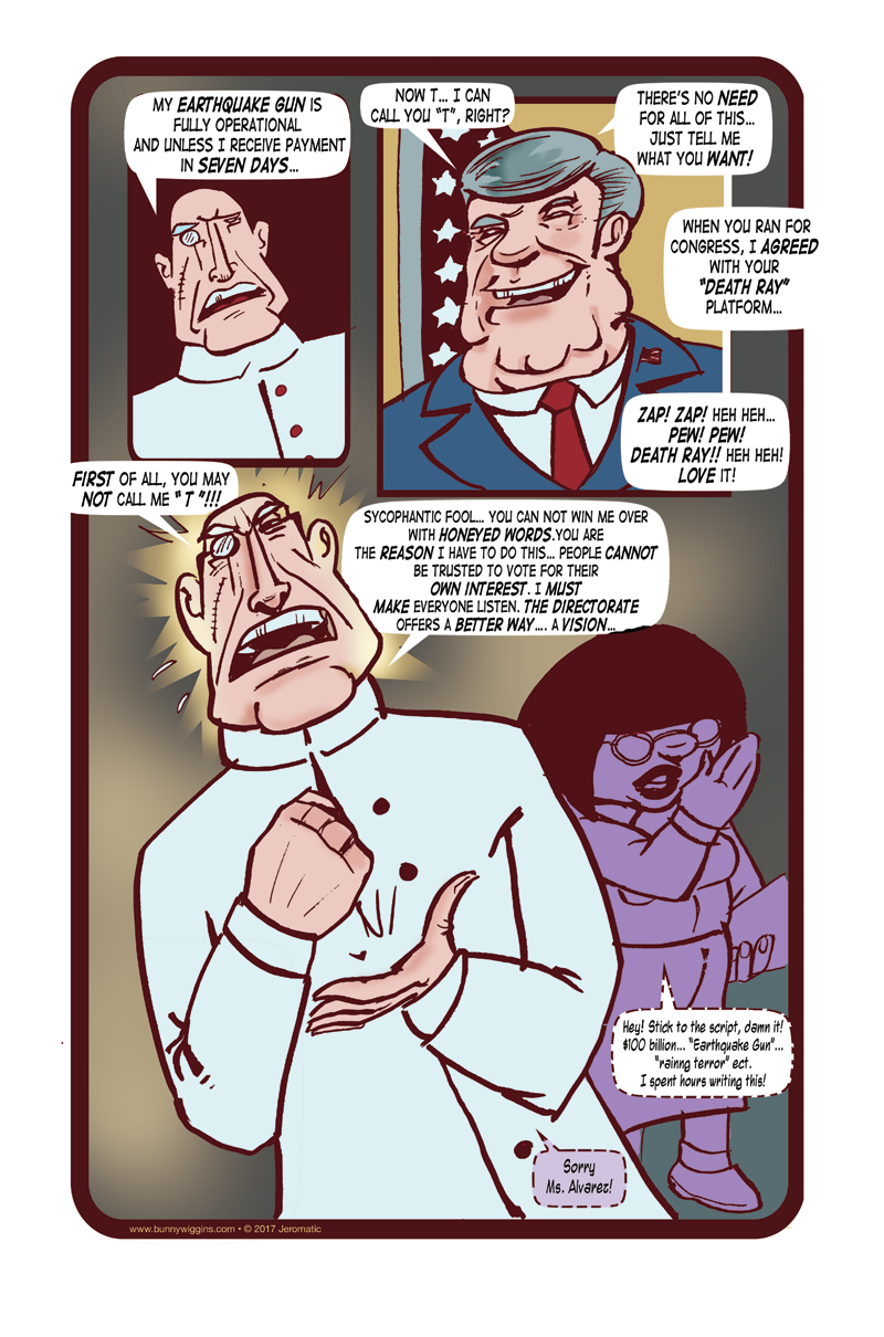 Yesterday Never Comes – Page 2