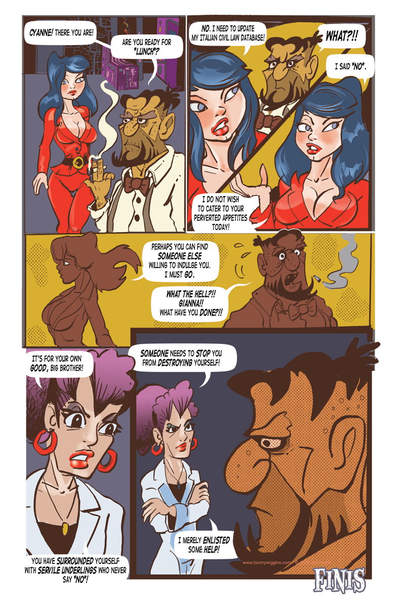 Stringless – Page 5