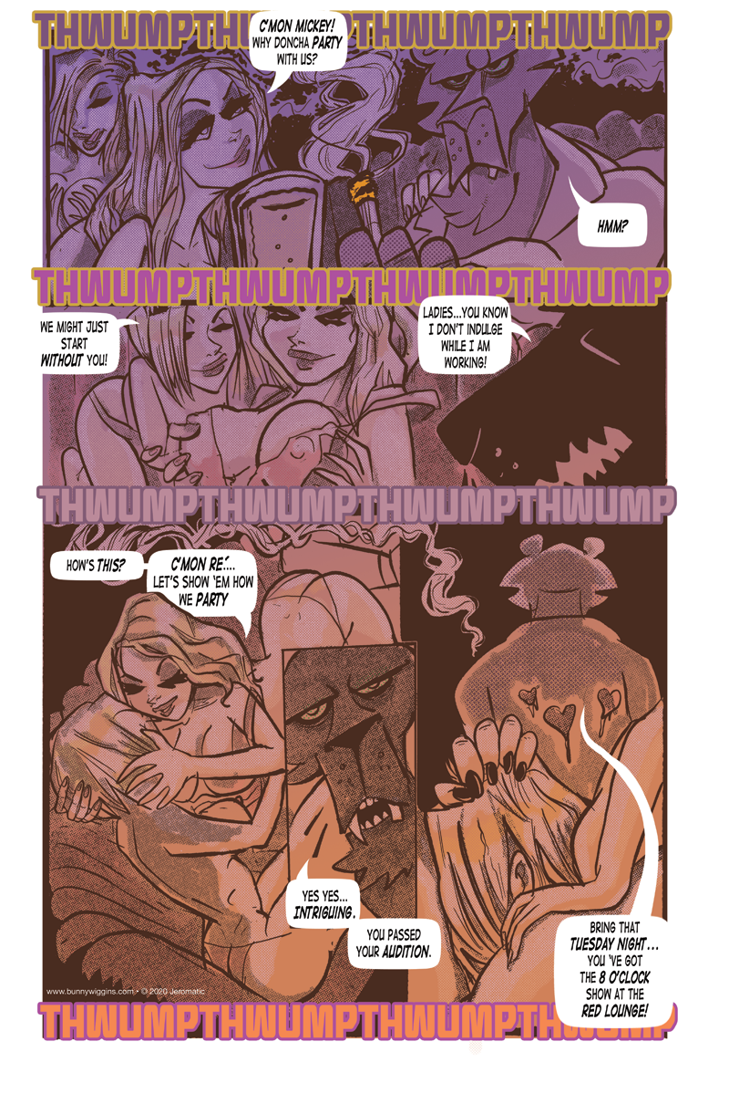 Prowler's Den – Page 3
